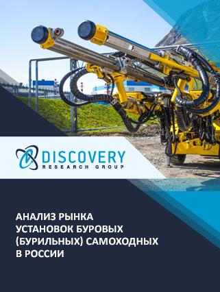 Маркетинговое исследование - Анализ рынка установок буровых (бурильных) самоходных в России