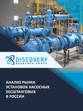 Маркетинговое исследование - Анализ рынка установок насосных бесштанговых в России