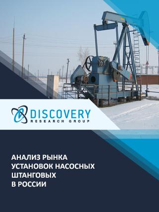 Маркетинговое исследование - Анализ рынка установок насосных штанговых в России