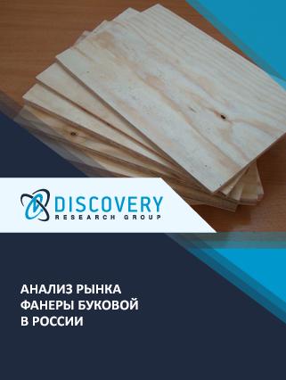 Маркетинговое исследование - Анализ рынка фанеры буковой в России
