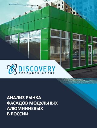Маркетинговое исследование - Анализ рынка фасадов модульных алюминиевых в России