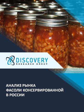 Маркетинговое исследование - Анализ рынка фасоли консервированной в России
