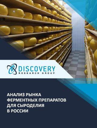 Маркетинговое исследование - Анализ рынка ферментных препаратов для сыроделия в России