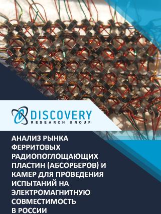 Маркетинговое исследование - Анализ рынка ферритовых радиопоглощающих пластин (абсорберов) и камер для проведения испытаний на электромагнитную совместимость в России