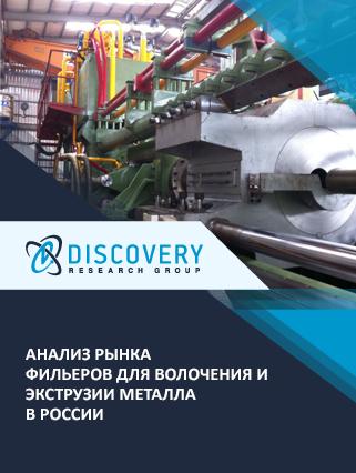 Маркетинговое исследование - Анализ рынка фильеров для волочения и экструзии металла в России