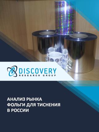 Маркетинговое исследование - Анализ рынка фольги для тиснения в России