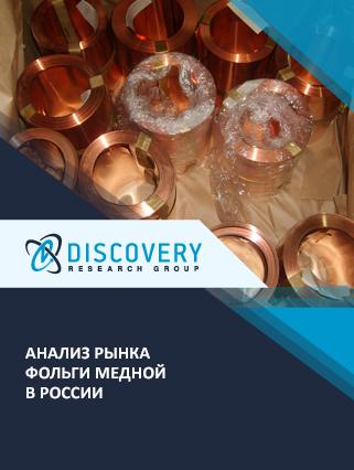 Маркетинговое исследование - Анализ рынка фольги медной в России