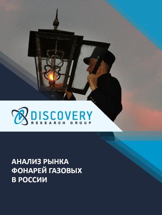 Маркетинговое исследование - Анализ рынка фонарей газовых в России