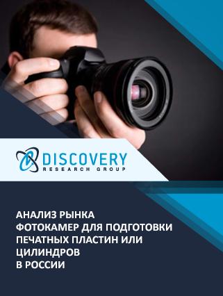 Анализ рынка фотокамер для подготовки печатных пластин или цилиндров в России