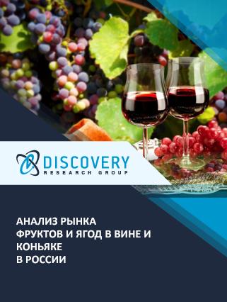 Маркетинговое исследование - Анализ рынка фруктов и ягод в вине и коньяке в России