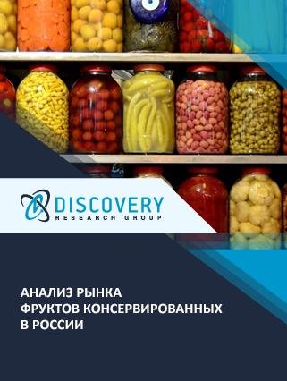 Маркетинговое исследование - Анализ рынка фруктов консервированных в России