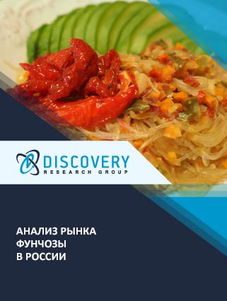 Маркетинговое исследование - Анализ рынка фунчозы в России