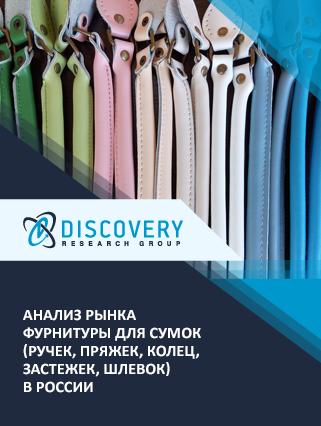 Анализ рынка фурнитуры для сумок (ручек, пряжек, колец, застежек, шлевок) в России