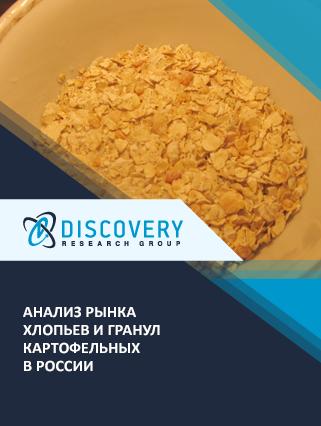 Маркетинговое исследование - Анализ рынка хлопьев и гранул картофельных в России
