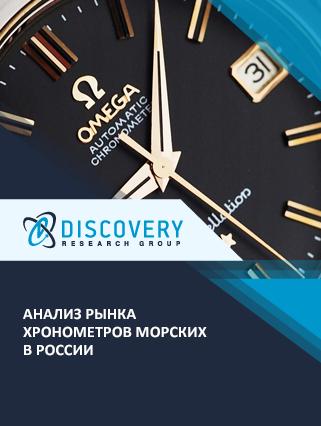 Анализ рынка хронометров морских в России