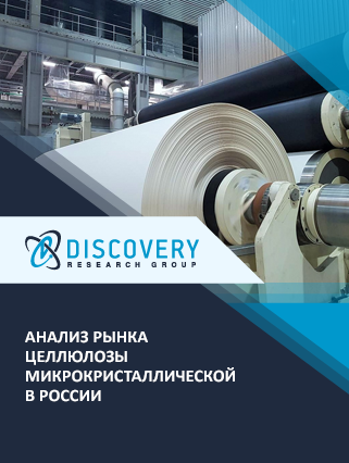 Маркетинговое исследование - Анализ рынка целлюлозы микрокристаллической в России