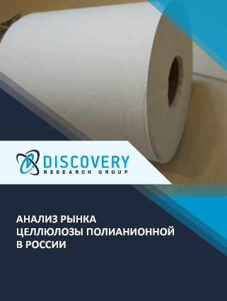 Маркетинговое исследование - Анализ рынка целлюлозы полианионной в России