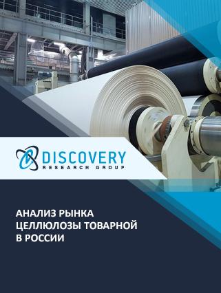 Маркетинговое исследование - Анализ рынка целлюлозы товарной в России