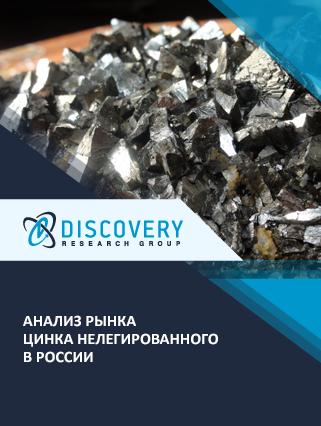 Маркетинговое исследование - Анализ рынка цинка нелегированного в России