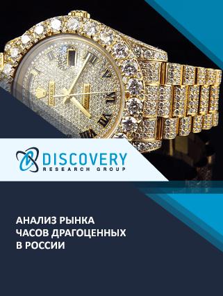 Анализ рынка часов драгоценных в России