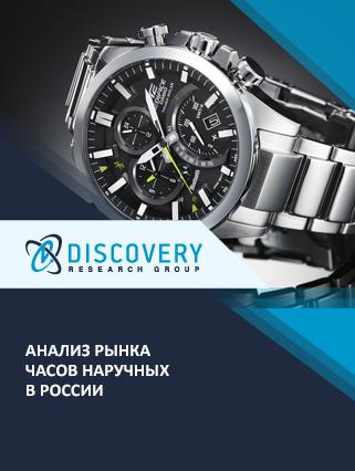 Анализ рынка часов наручных в России