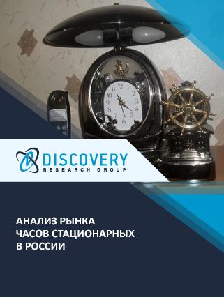 Анализ рынка часов стационарных в России