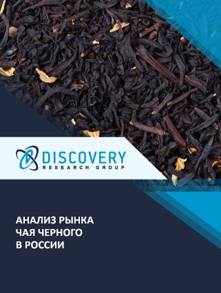 Маркетинговое исследование - Анализ рынка чая черного в России
