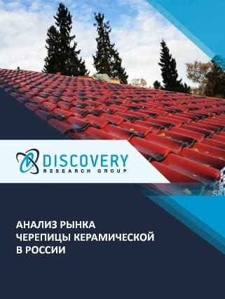 Маркетинговое исследование - Анализ рынка черепицы керамической в России