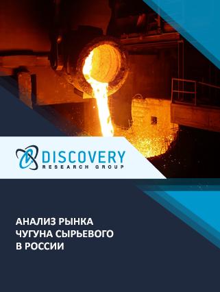 Маркетинговое исследование - Анализ рынка чугуна сырьевого в России
