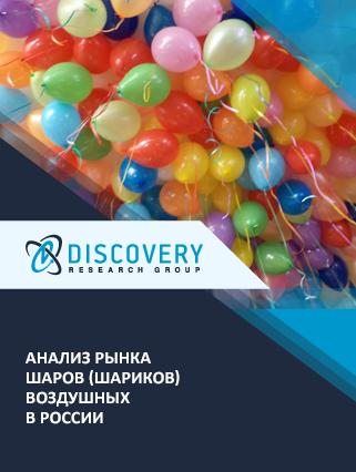 Маркетинговое исследование - Анализ рынка шаров (шариков) воздушных в России