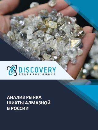 Маркетинговое исследование - Анализ рынка шихты алмазной в России