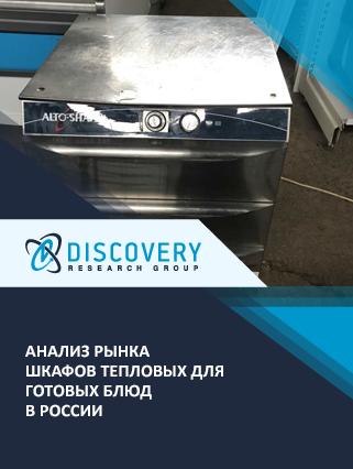 Маркетинговое исследование - Анализ рынка шкафов тепловых для готовых блюд в России