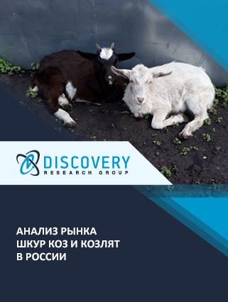 Маркетинговое исследование - Анализ рынка шкур коз и козлят в России