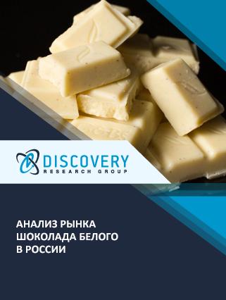 Маркетинговое исследование - Анализ рынка шоколада белого в России