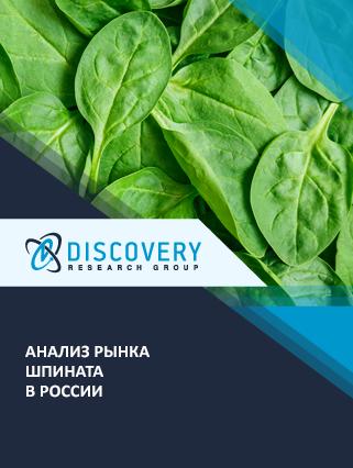 Маркетинговое исследование - Анализ рынка шпината в России