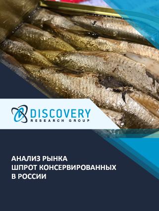 Маркетинговое исследование - Анализ рынка шпрот консервированных в России