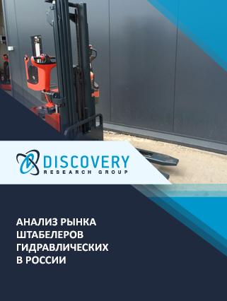 Маркетинговое исследование - Анализ рынка штабелеров гидравлических в России