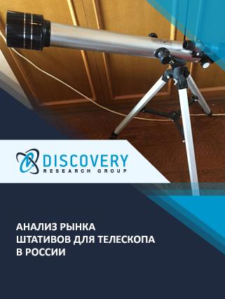 Маркетинговое исследование - Анализ рынка штативов для телескопа в России