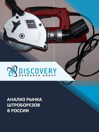 Маркетинговое исследование - Анализ рынка штроборезов в России