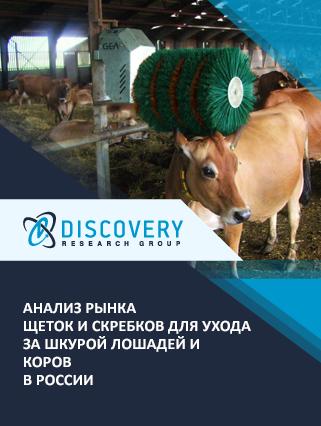 Маркетинговое исследование - Анализ рынка щеток и скребков для ухода за шкурой лошадей и коров в России