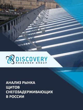 Маркетинговое исследование - Анализ рынка щитов снегозадерживающих в России