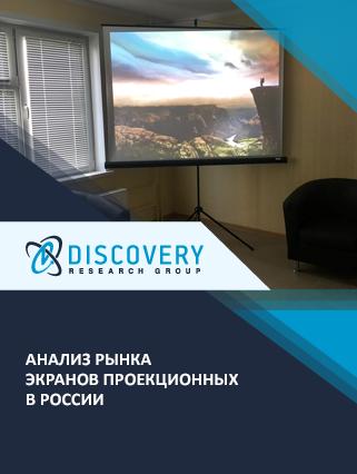 Анализ рынка экранов проекционных в России