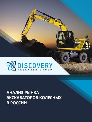 Маркетинговое исследование - Анализ рынка экскаваторов колесных в России