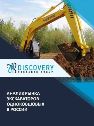 Маркетинговое исследование - Анализ рынка экскаваторов одноковшовых в России