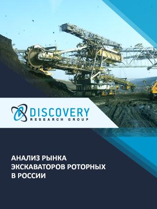 Маркетинговое исследование - Анализ рынка экскаваторов роторных в России