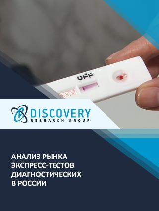 Маркетинговое исследование - Анализ рынка экспресс-тестов диагностических в России