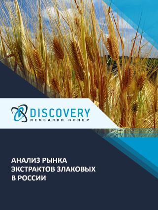 Маркетинговое исследование - Анализ рынка экстрактов злаковых в России