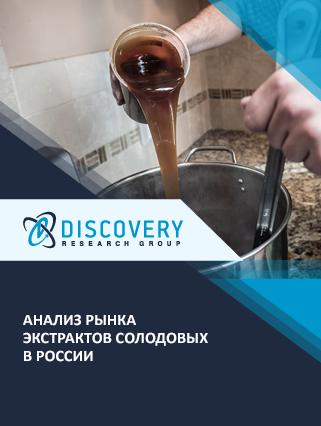 Маркетинговое исследование - Анализ рынка экстрактов солодовых в России