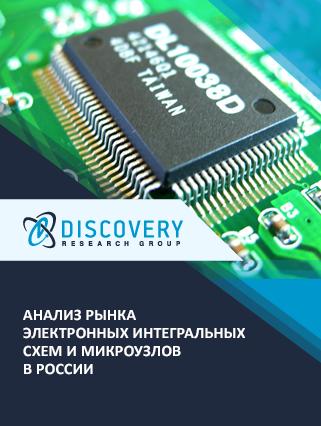 Маркетинговое исследование - Анализ рынка электронных интегральных схем и микроузлов в России