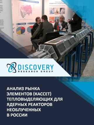 Маркетинговое исследование - Анализ рынка элементов (кассет) тепловыделяющих для ядерных реакторов необлученных в России